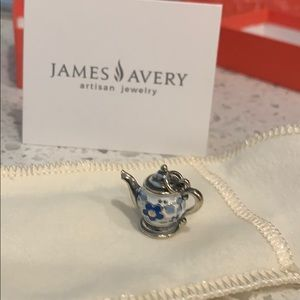 James Avery teapot charm